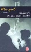 Maigret et la jeune morte (Livre en allemand)