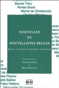 Nouvelles et nouvellistes belges : Essai d'encyclopédie critique