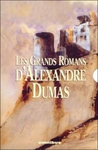 Les Grands Romans d'Alexandre Dumas (coffret 3 volumes)