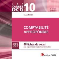 Carrés DCG 10 - Comptabilité approfondie