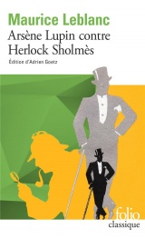 Arsène Lupin contre Herlock Sholmès [Poche]