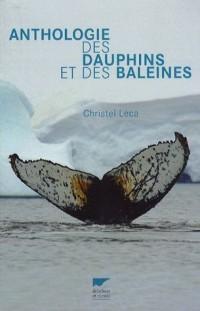 Anthologie des dauphins et des baleines