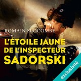 L'étoile jaune de l'inspecteur Sadorski [Livre audio]