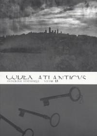 Codex atlanticus : Anthologie fantastique annuelle Volume 15