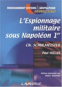 L'Espionnage Sous Napoleon Premier