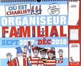 Organiseur familial Charlie 2017 -2018