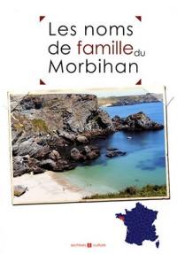 Les noms de famille du Morbihan