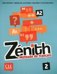 Zénith 2 - Niveau A2 - Livre de l'élève + DVD Rom