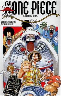 One Piece, Tome 17 : Les cerisiers de Hilukuk