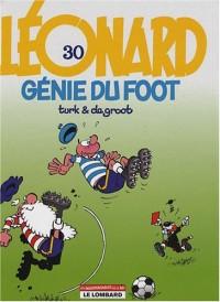 Léonard, Tome 30 : Le génie du foot