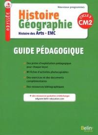 Histoire Géographie Histoire des arts EMC CM2 Odyssée : Guide pédagogique