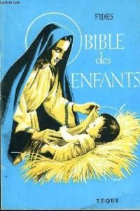 Bible des enfants