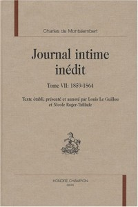 Journal intime inédit : Tome 7, 1859-1864