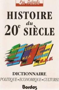 GAUTHIER/HIST.DU 20E SIE    (Ancienne Edition)