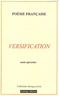 Versification : Mode opératoire