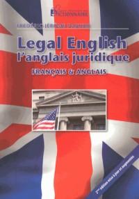 Legal english/l'anglais juridique
