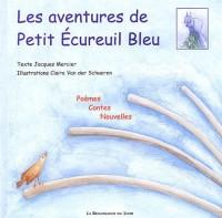 Petit écureuil bleu
