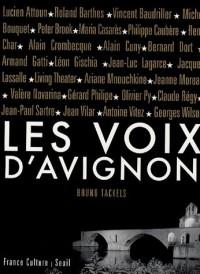 Les voix d'Avignon : (1947-2007)