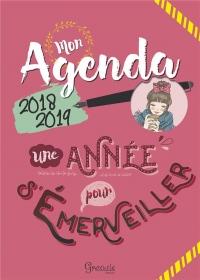 Mon Agenda 2018-2019