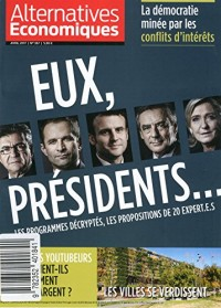 Alternatives Economiques N367 Avril 2017