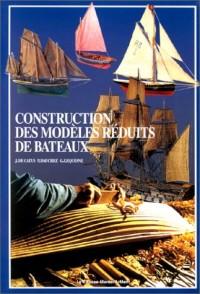 Construction de modèles réduits de bateaux