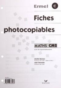 Ermel - fiches photocopiables CM2