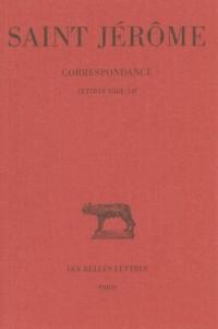 Correspondance, tome 2, lettres XXIII-LII