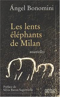 Les Lents Éléphants de Milan