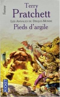 Les Annales du Disque-Monde, Tome 19 : Pieds d'argile