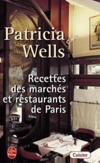 Recettes des marchés et restaurants de Paris