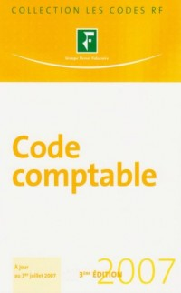 Code comptable 2007