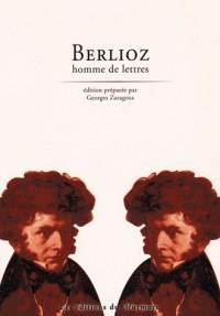 Berlioz, homme de lettres