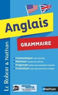 Grammaire de l'Anglais - Robert & Nathan