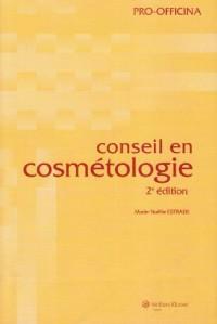 Conseil en cosmétologie
