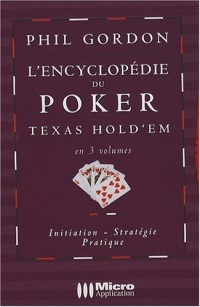 L'encyclopédie du Poker Texas Hold'em en 3 volumes