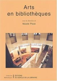 Arts en bibliothèques