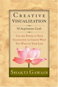 (The Creative Visualization Deck: 50 Inspiration Cards) By Shakti Gawain (Author) Cards on (Mar , 2006)