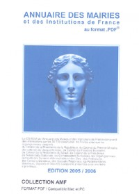Annuaire des mairies et des institutions de France : CD-Rom