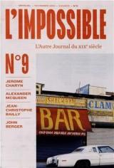 L'impossible, N° 9, Novembre 2012