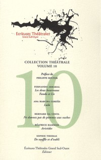 Collection théâtrale : Tome 10