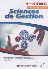 Sciences de gestion 1re STMG