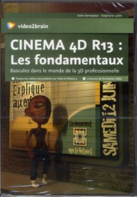 Cinema 4d R13 : Les fondamentaux - Basculez dans le monde de la 3D professionnelle