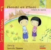 Kosal et Moni, le Sourire du Cambodge