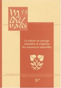 Médiévales, N° 53, Automne 2007