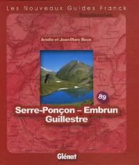 Serre-Ponçon Embrun Guillestre