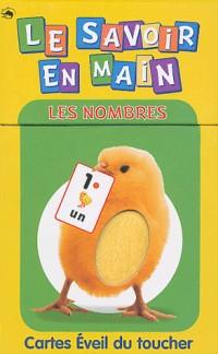 Le savoir en main cartes éveil / les nombres