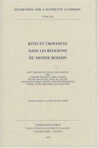 Rites et croyances dans les religions du monde romain
