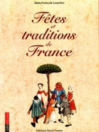 Fêtes et traditions de France
