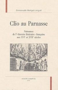 Clio au Parnasse : Naissance de l'