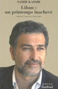 Liban : un printemps inachevé